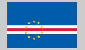 Flag of Cape Verde (Nylon)