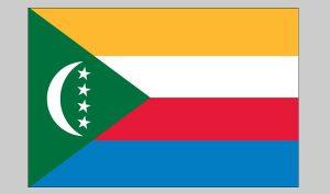 Flag of Comoros (Nylon)