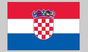 Flag of Croatia (Nylon)