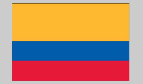 Ecuardor Flag