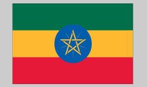 Flag of Ethiopia (Nylon)