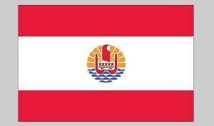 Flag of French Polynesia (Nylon)
