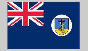 Flag of Montserrat (Nylon)