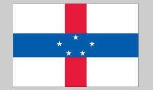 Flag of Netherlands Antilles (Nylon)