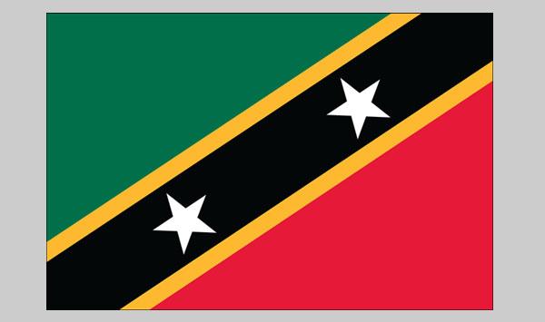 St. Chris-nevis Flag