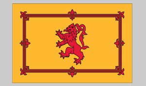 Flag of Scotland (Lion) (Nylon)