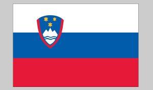Flag of Slovenia (Nylon)