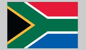 Flag of South Africa (Nylon)
