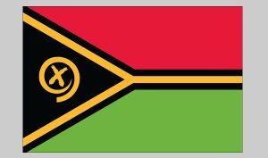 Flag of Vanuatu (Nylon)